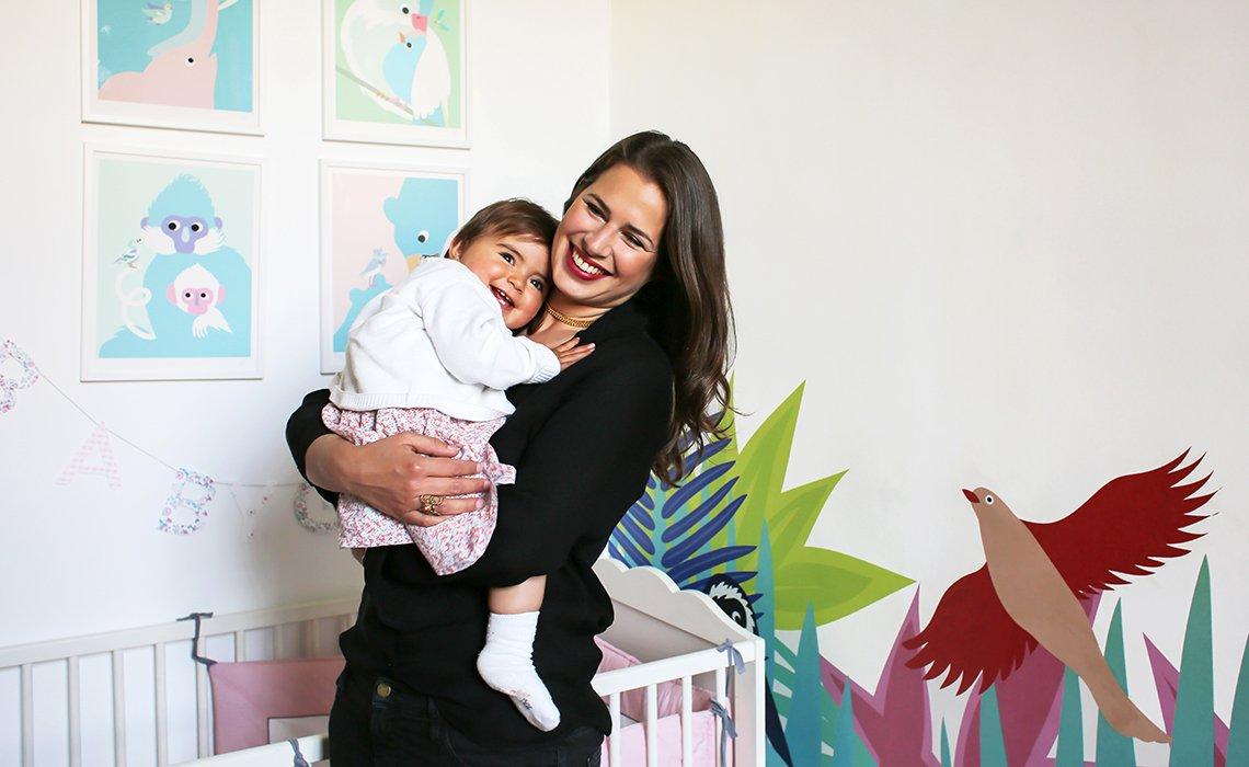 Colombine, entrepreneuse, aidante et maman d'un enfant diabétique de type 1
