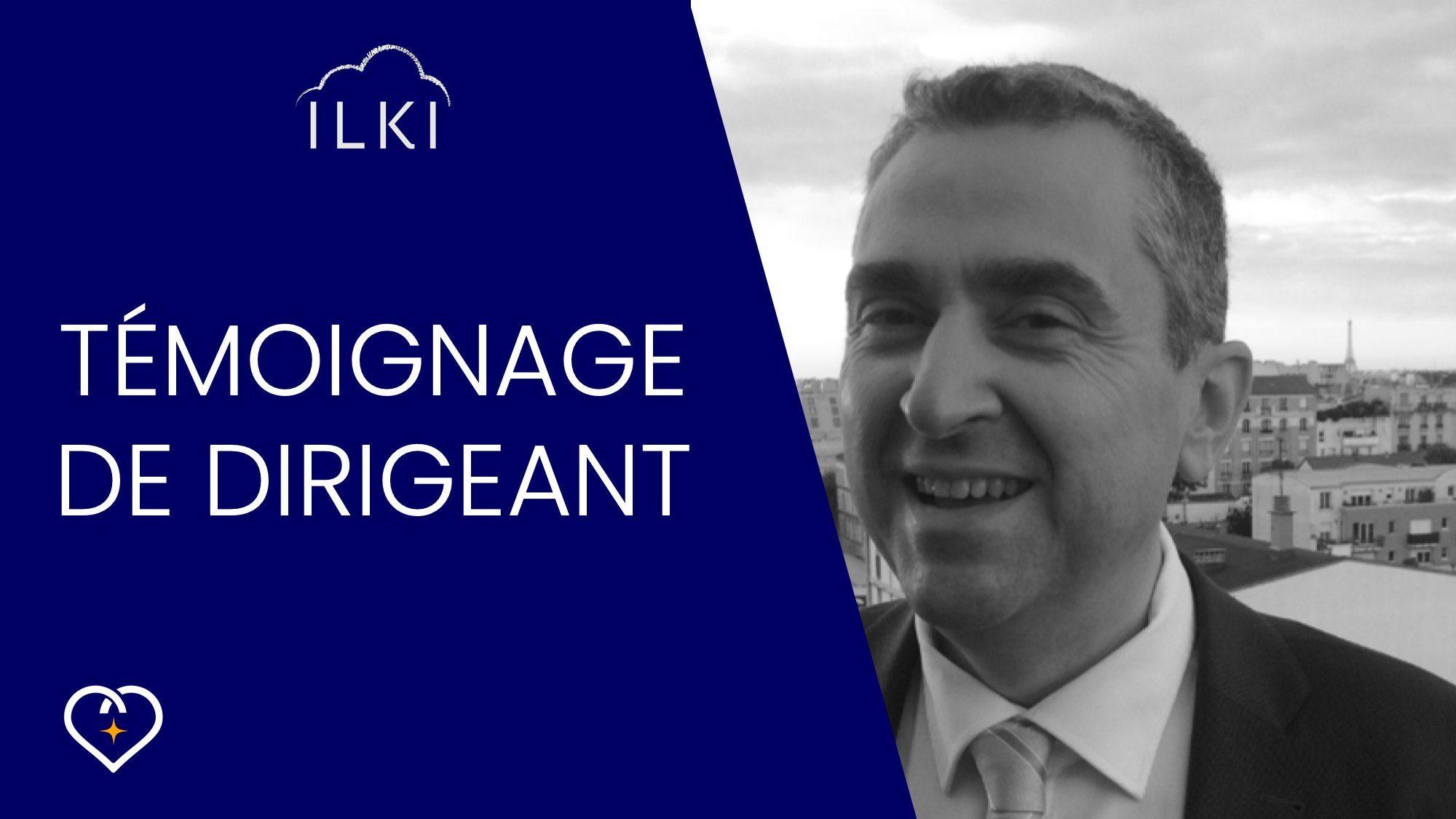 Témoignage Vincent Branger, directeur associé chez ILKI