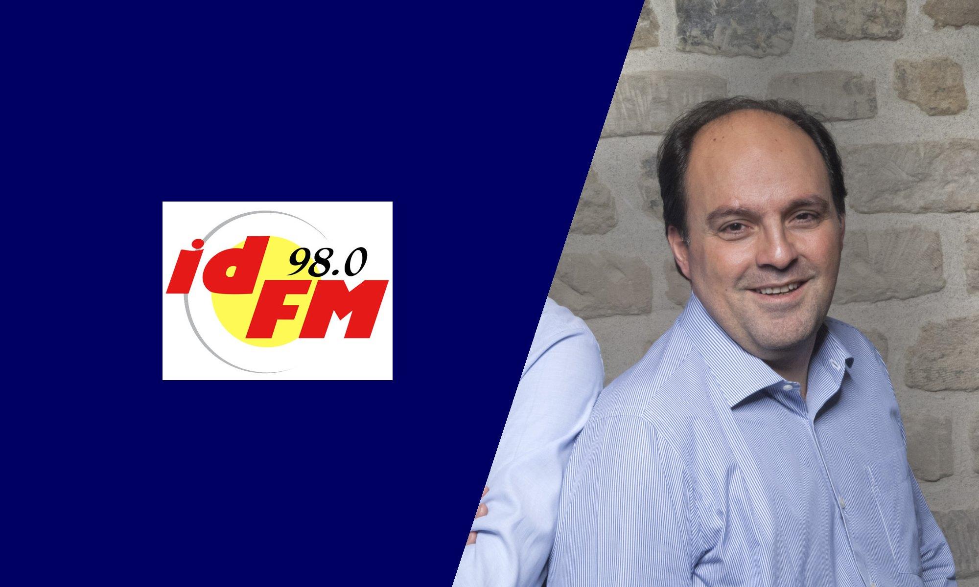 Georges Aoun cofondateur de Concilio en interview sur IdFM