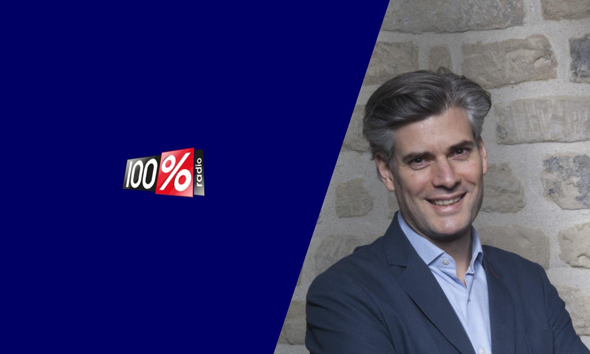 Florian Reinaud en interview sur 100% Radio