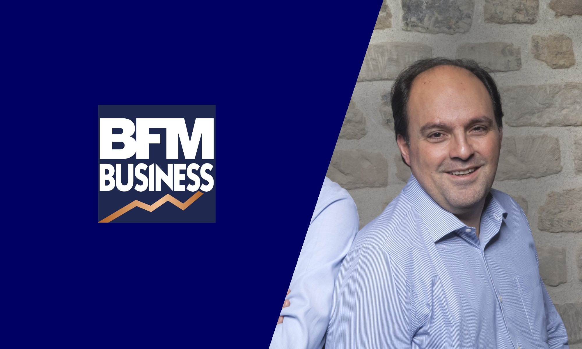 Notre co-fondateur Georges Aoun en interview sur BFM Business