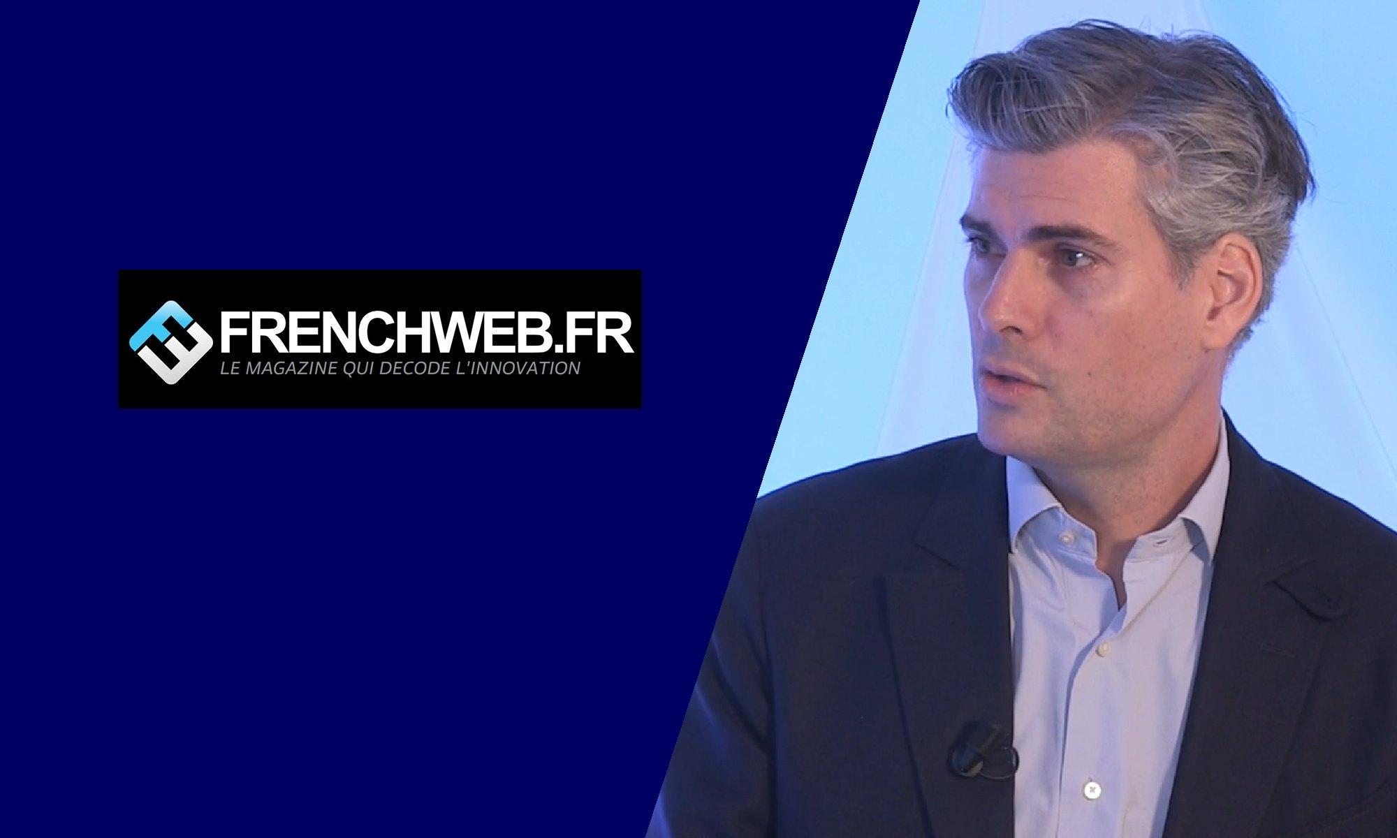 Florian Reinaud en interview vidéo sur FrenchWeb.fr