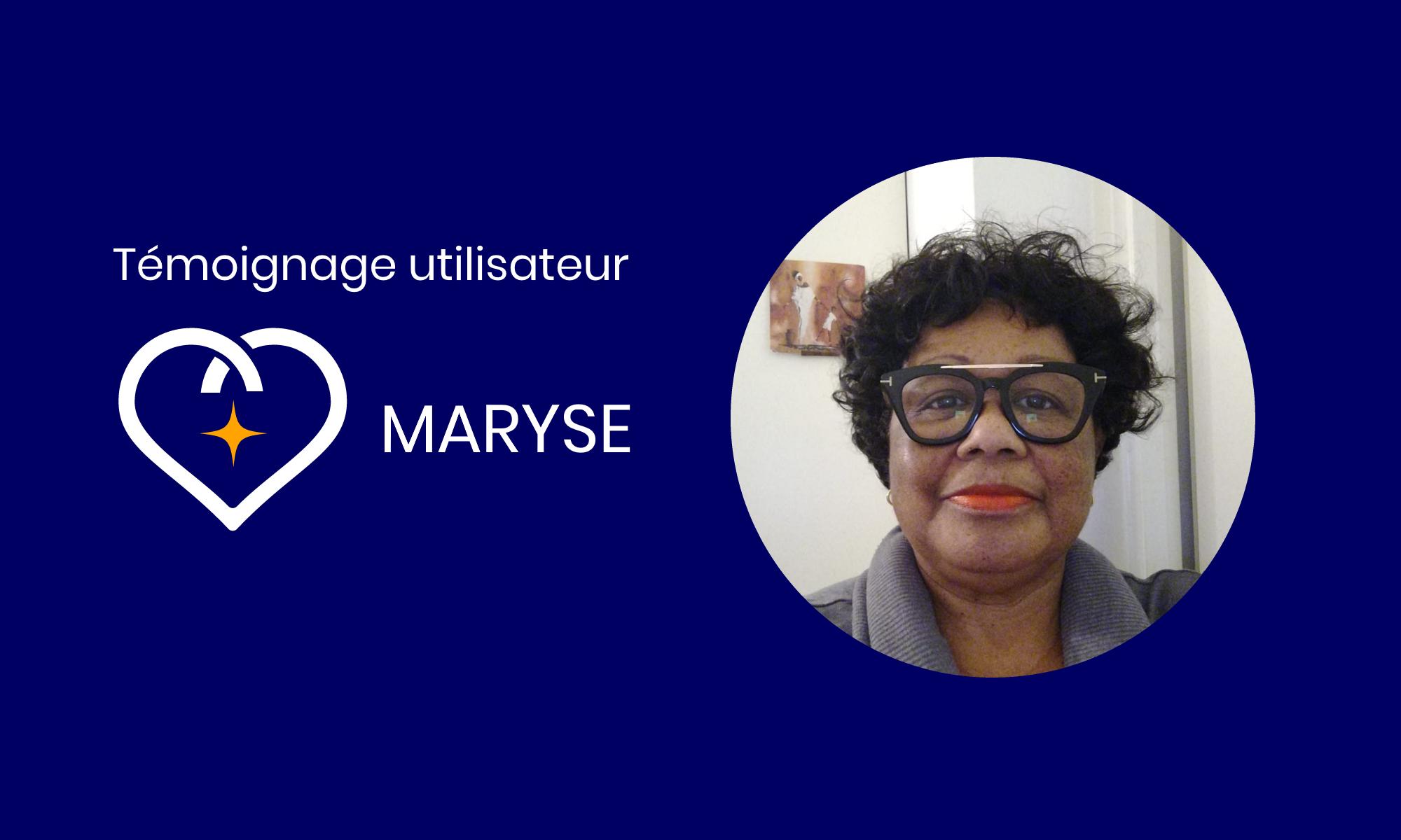 Maryse, utilisatrice Concilio, témoigne