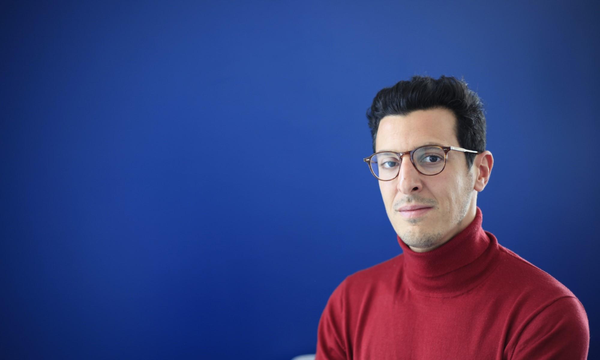 Amine Morjane, médecin généraliste en téléconsultation chez Concilio