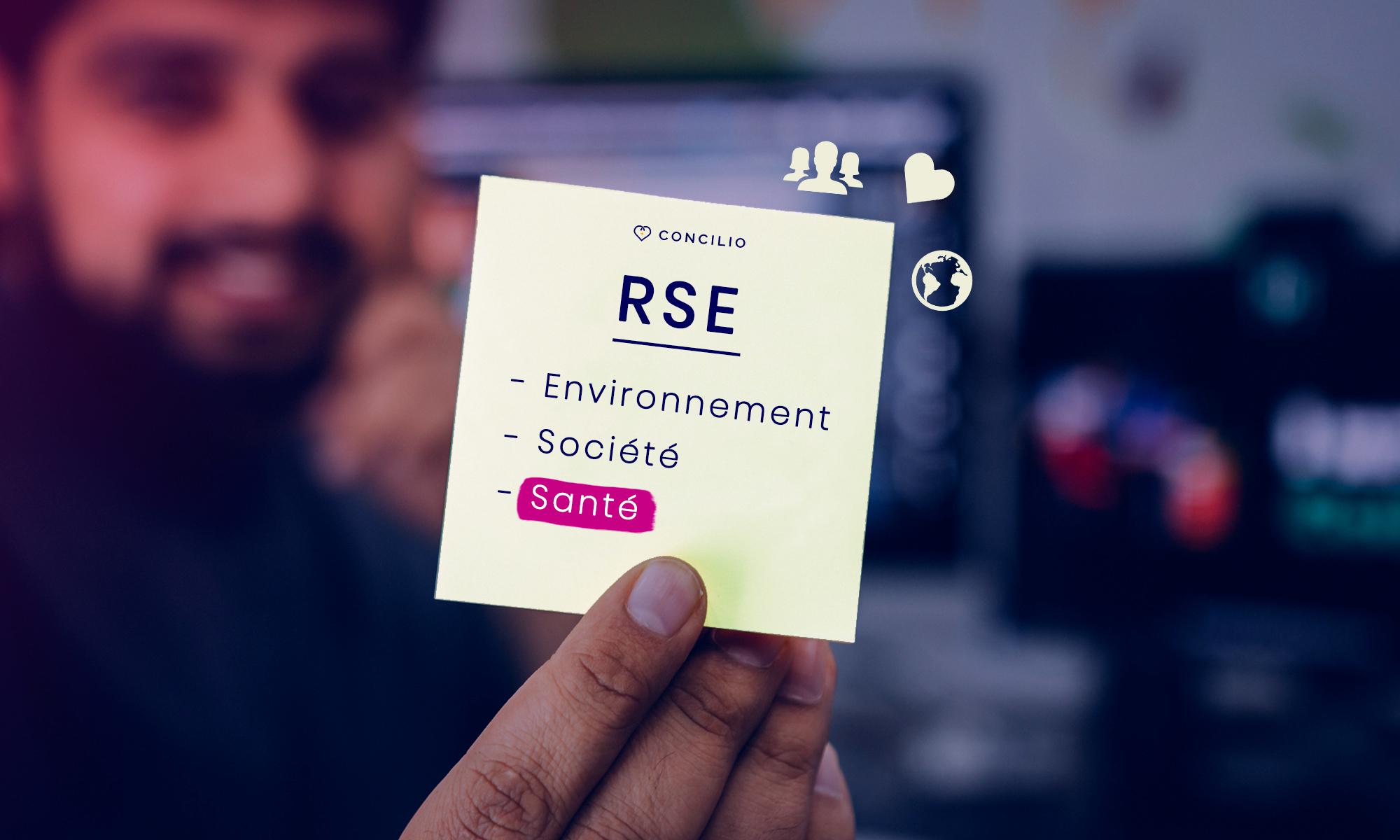 La santé des collaborateurs, un atout RSE pour les entreprises