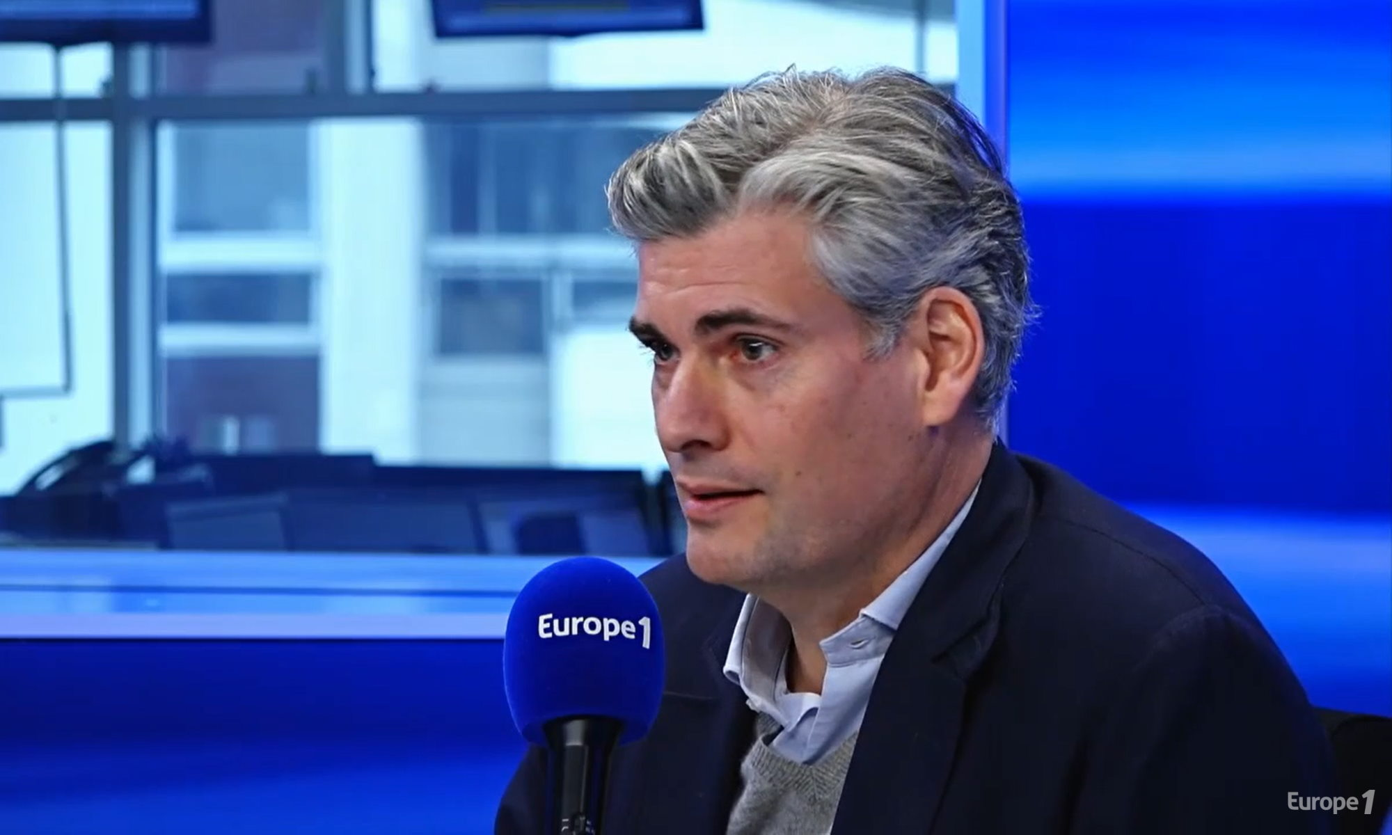 [Interview de Florian Reinaud] Europe 1 : Concilio, la solution de conciergerie médicale