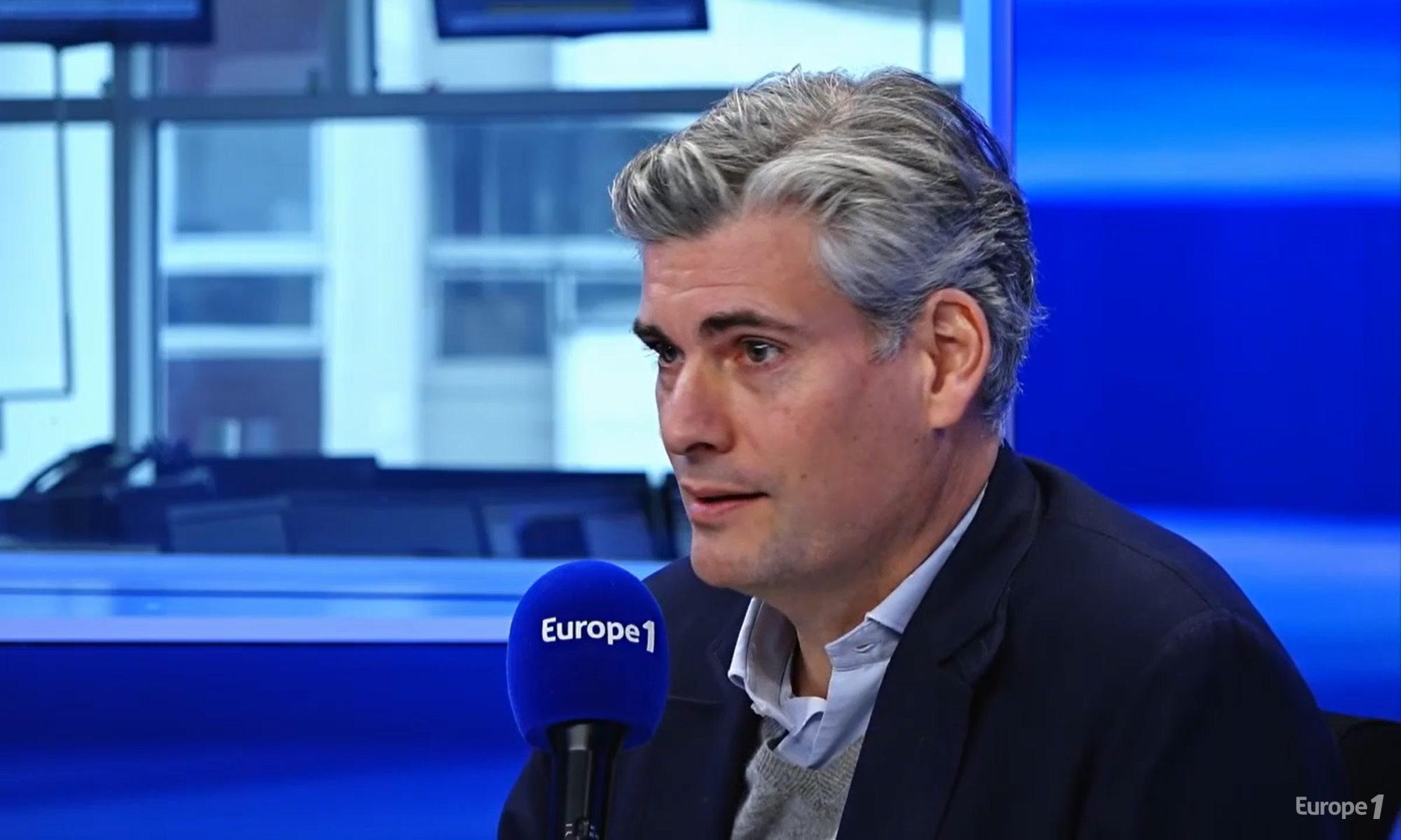 [Interview de Florian Reinaud] Europe 1 : Concilio, la solution de conciergerie médicale