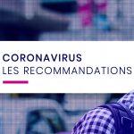 Coronavirus : les recommandations officielles au 02/03/2020