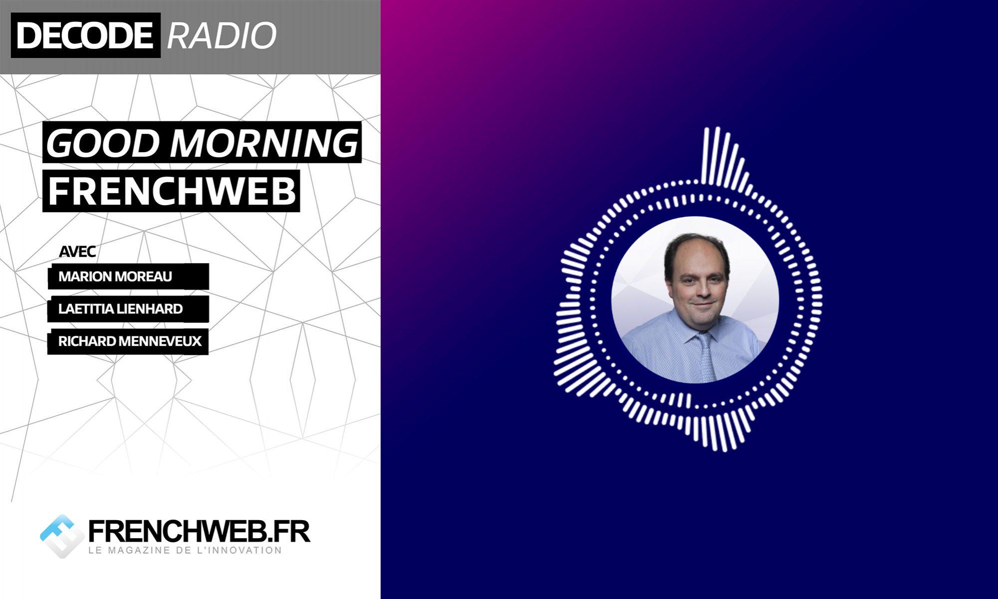 Georges Aoun - Concilio - en Interview sur FrenchWeb