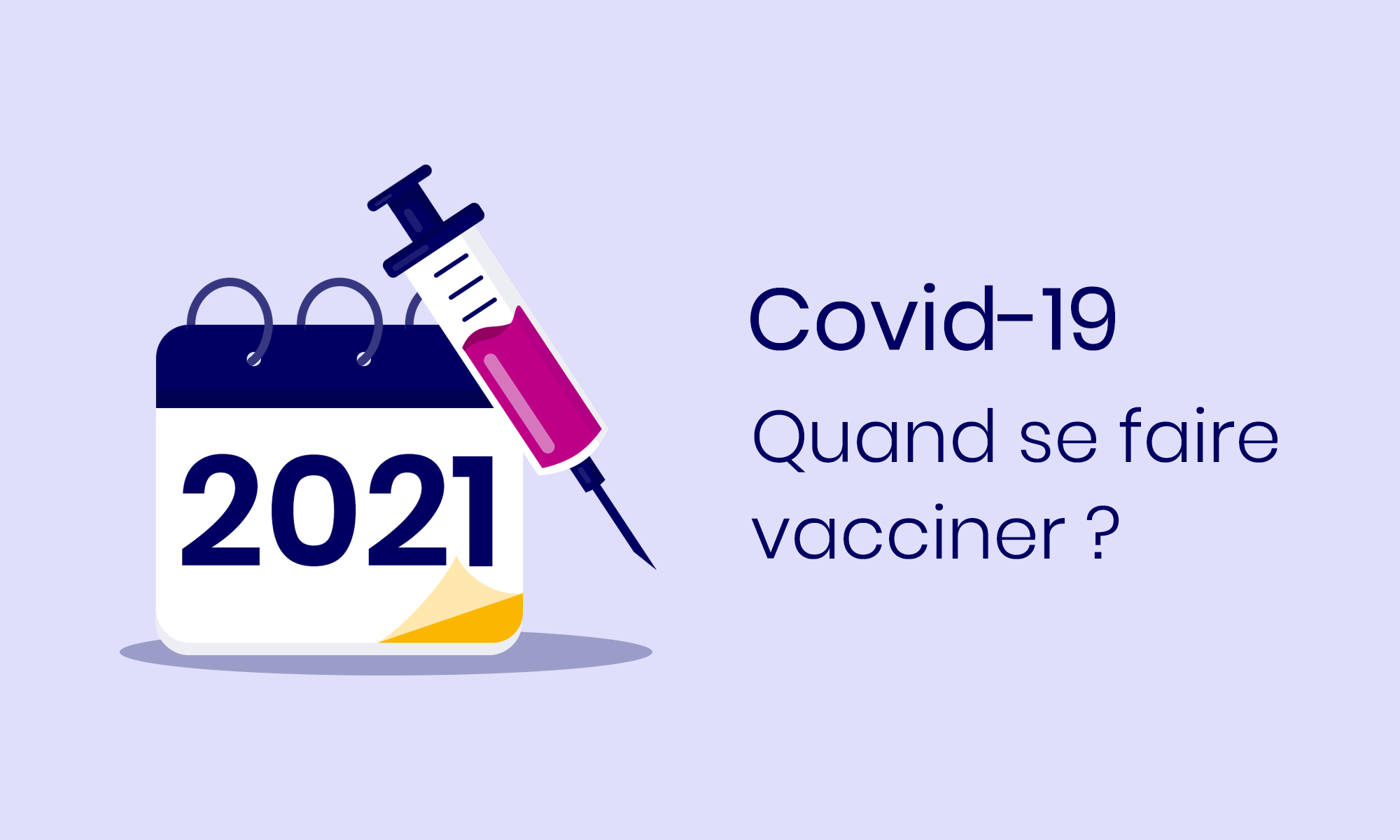 Planning vaccination Covid-19