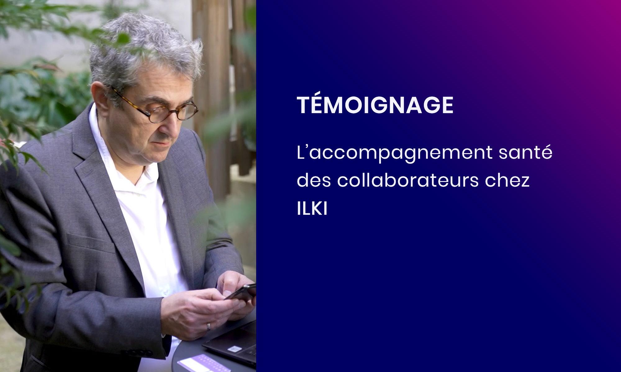 Témoignage : L'accompagnement santé Concilio pour Ilki