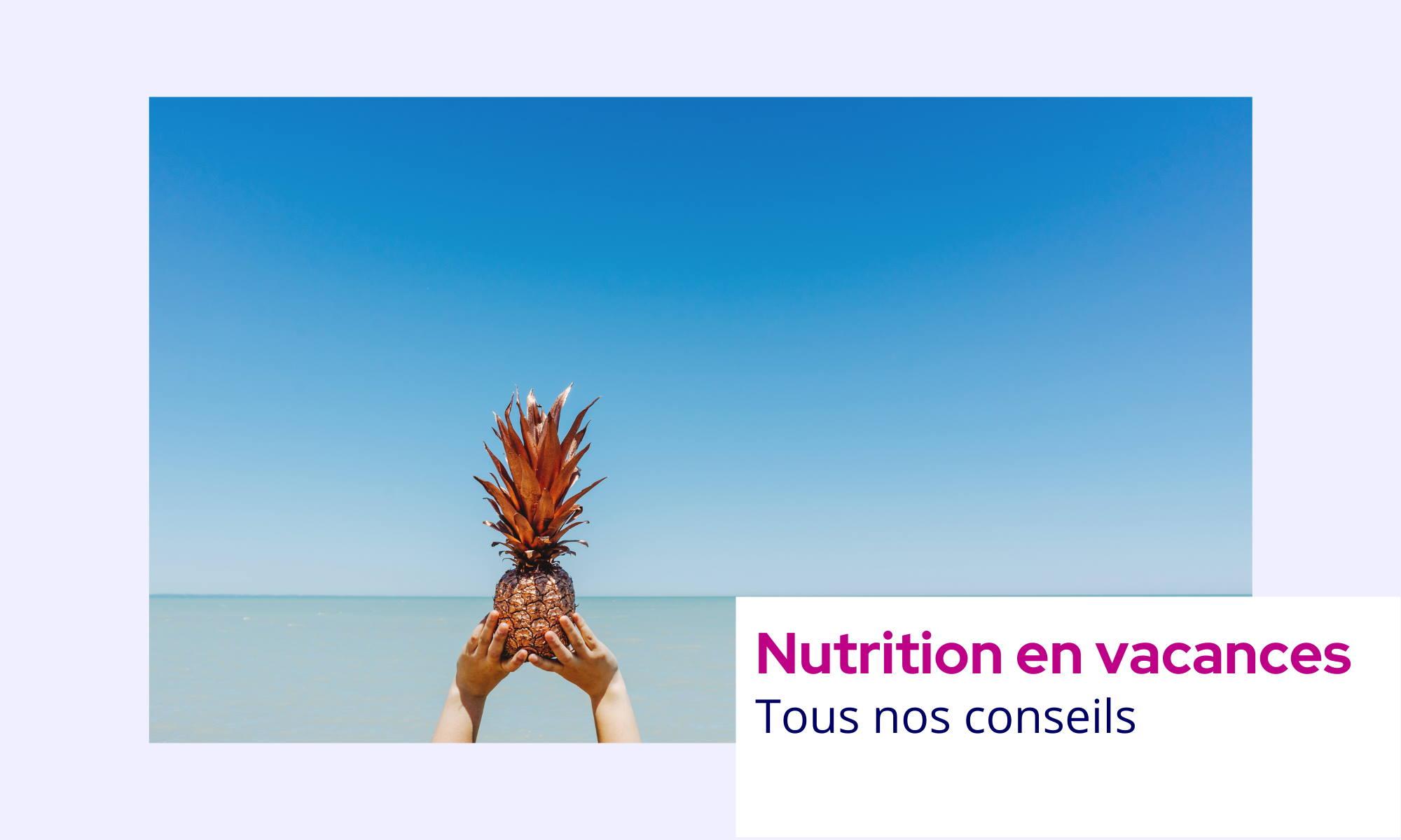Conserver une alimentation saine pendant l'été : Concilio vous accompagne