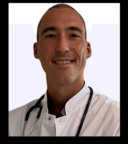 Docteur Guillaume Badiou, médecin coordinateur chez Concilio
